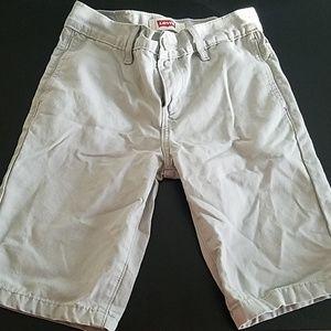 Boys size 10 levi shorts